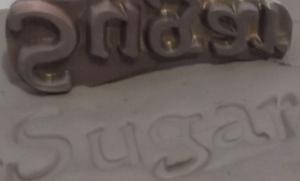 Sugar Stamp