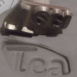 Tea Stamp