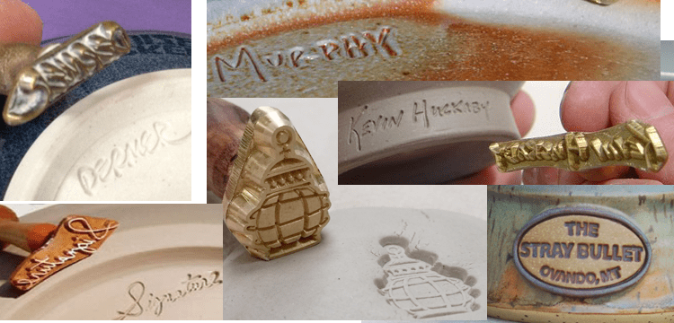 Custom Stamps Clay Stamps Banner Image