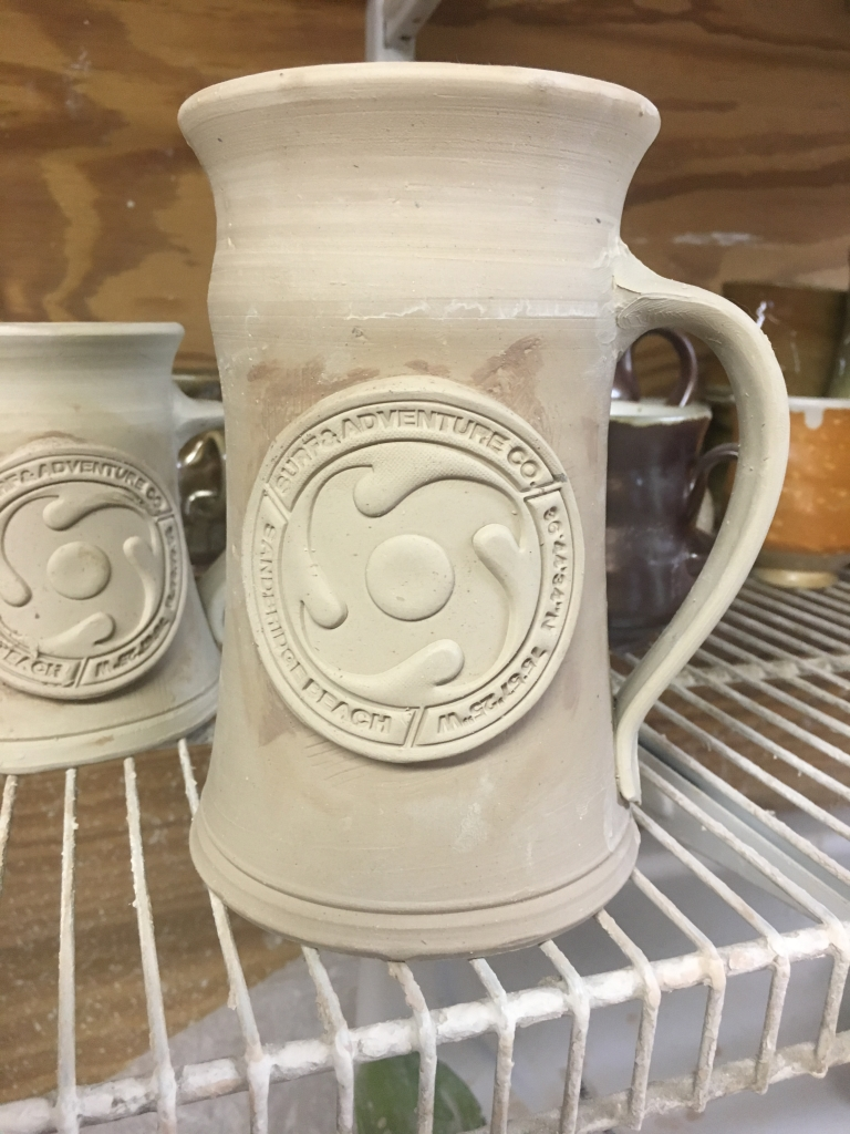 "3"" stamp for cup and medallion"