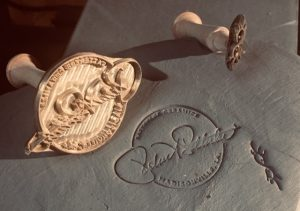 2 inch custom logo